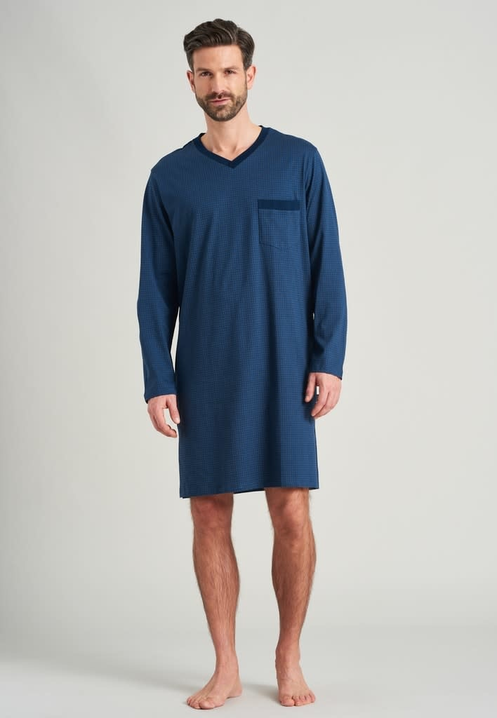 Nachthemd lange mouw 175648-1