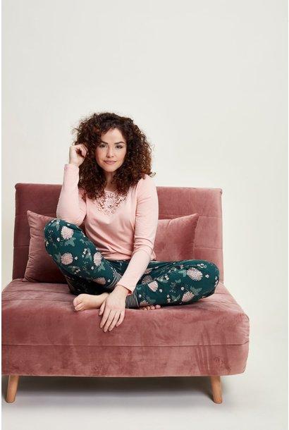 Pyjama lange mouw 41128