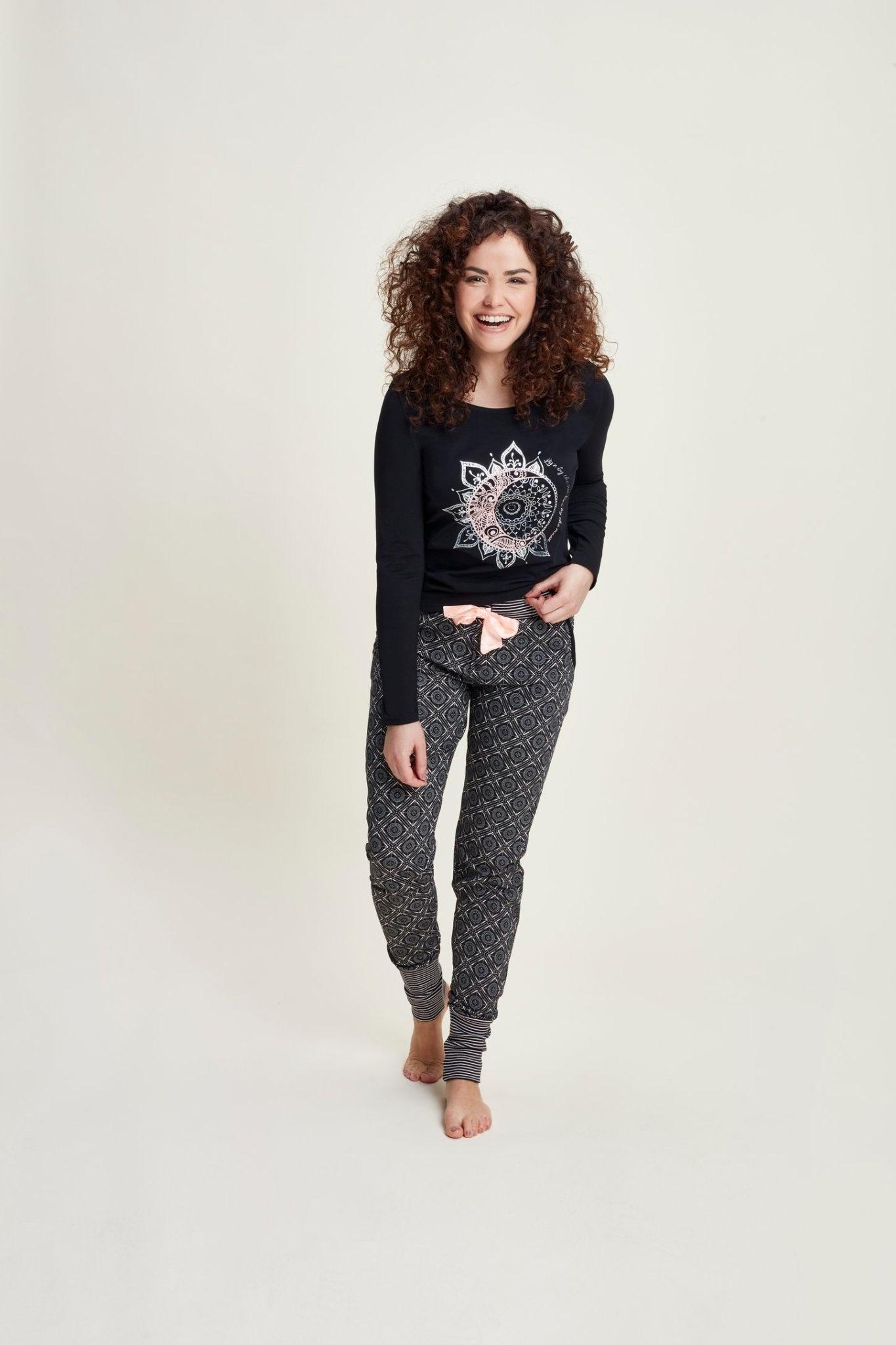 Pyjama lange mouw 41156-1