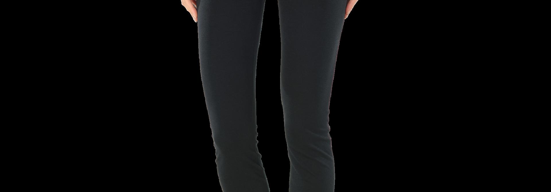 Thermo broek 135301 - zwart