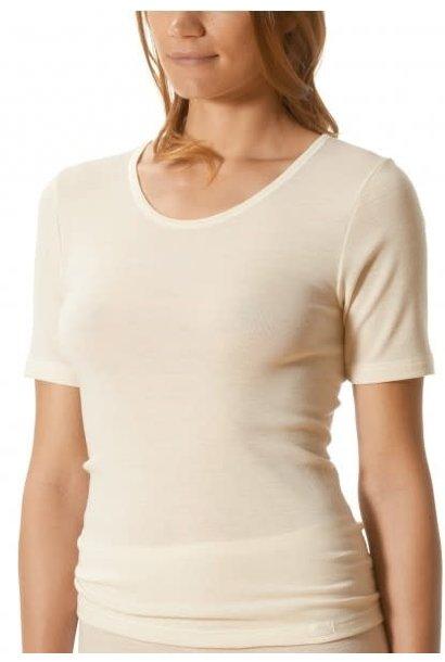 T-shirt korte mouw Primera 56501 - wit mt 40-42