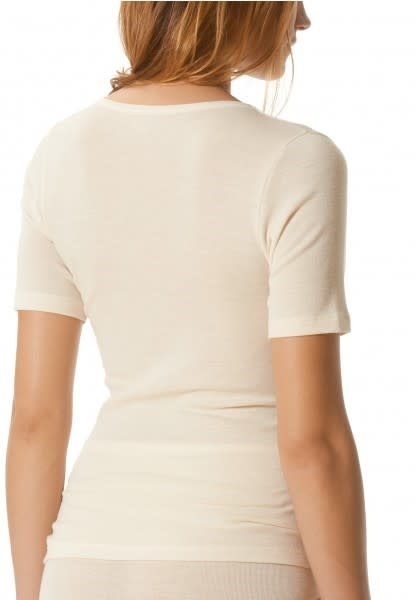 T-shirt korte mouw Primera 56501 - wit-2