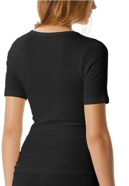 T-shirt korte mouw Primera 56501 - zwart mt. 40-2