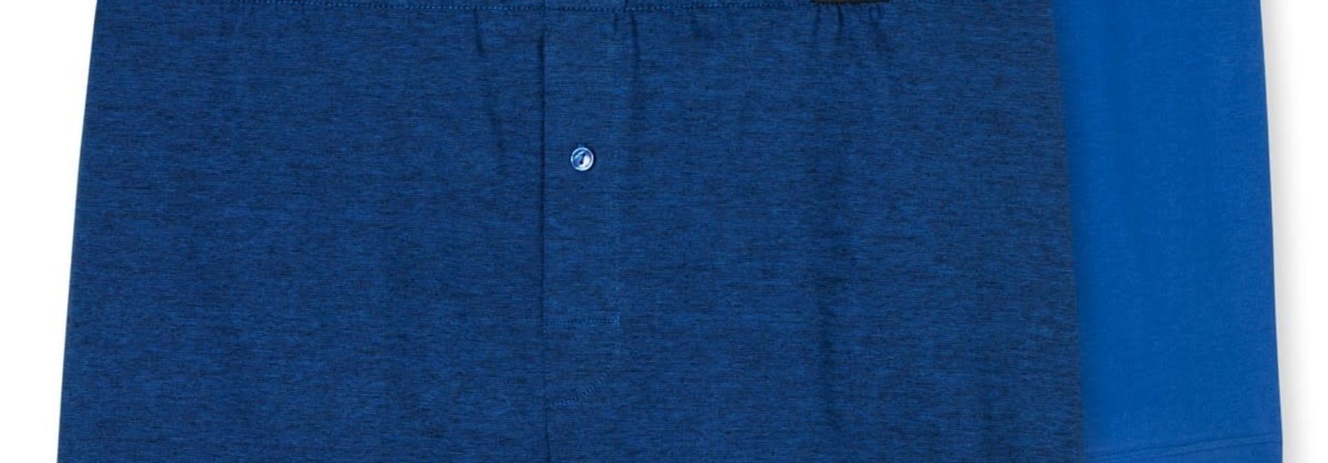 Boxershort 2-Pack 168446 - blauw