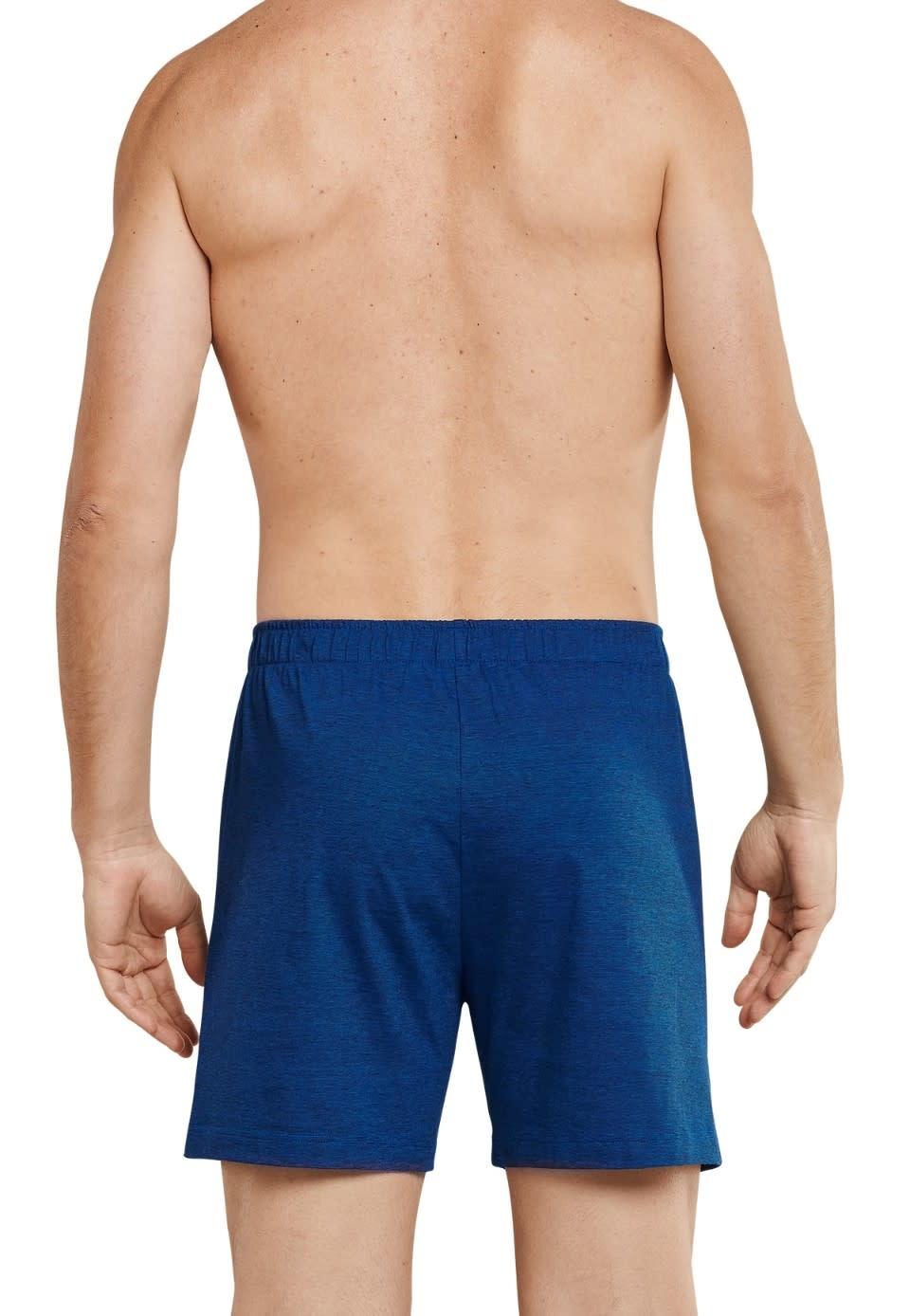 Boxershort 2-Pack 168446 - blauw/zwart-3