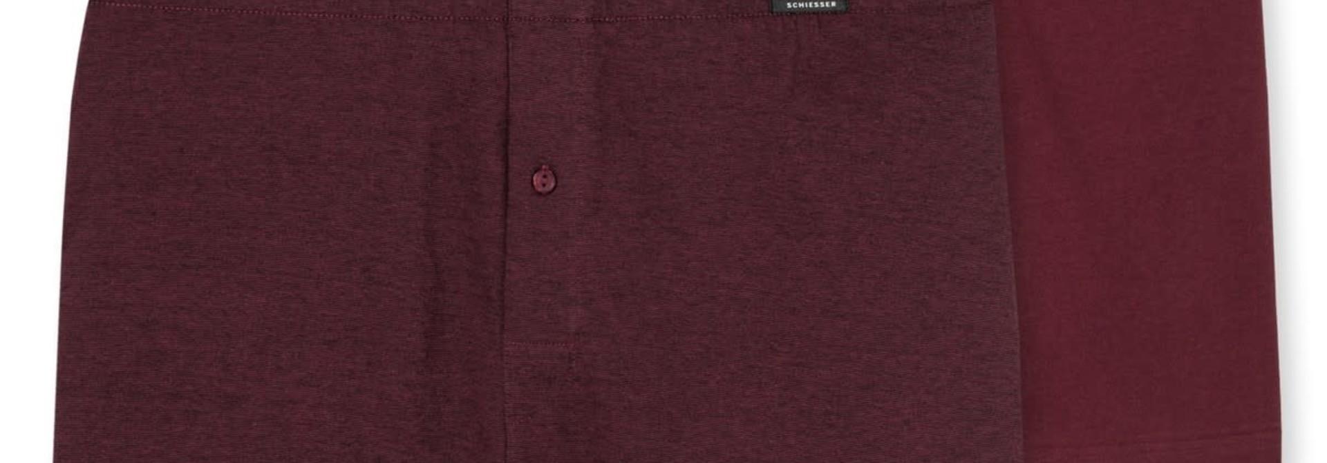 Boxershort 2-Pack 168446 - rood