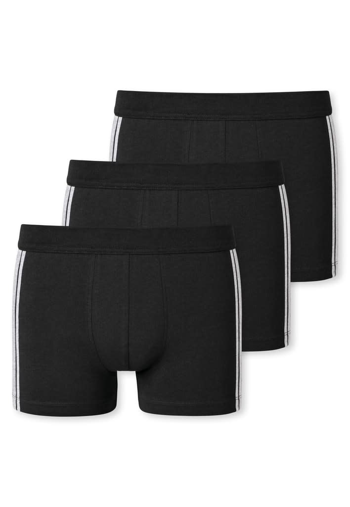 Short 95/5 3-Pack 173816 - zwart-2