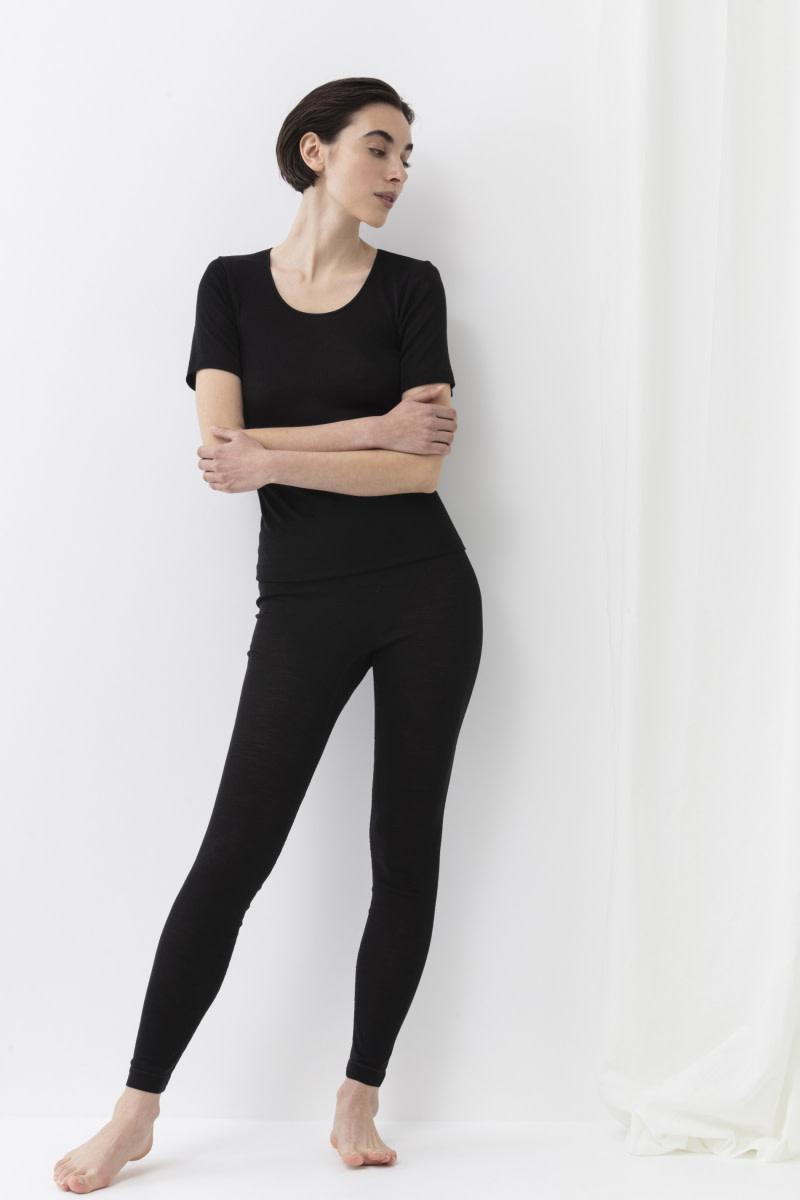 T-shirt Exquisite 66576 - zwart-2