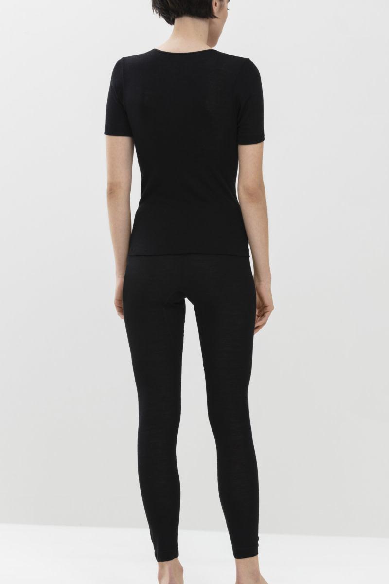 T-shirt Exquisite 66576 - zwart-3