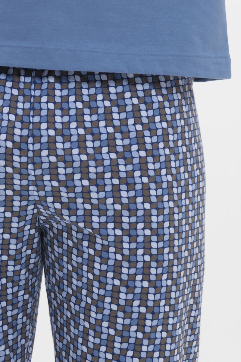 Pyjama lange mouw Perho 34010-3