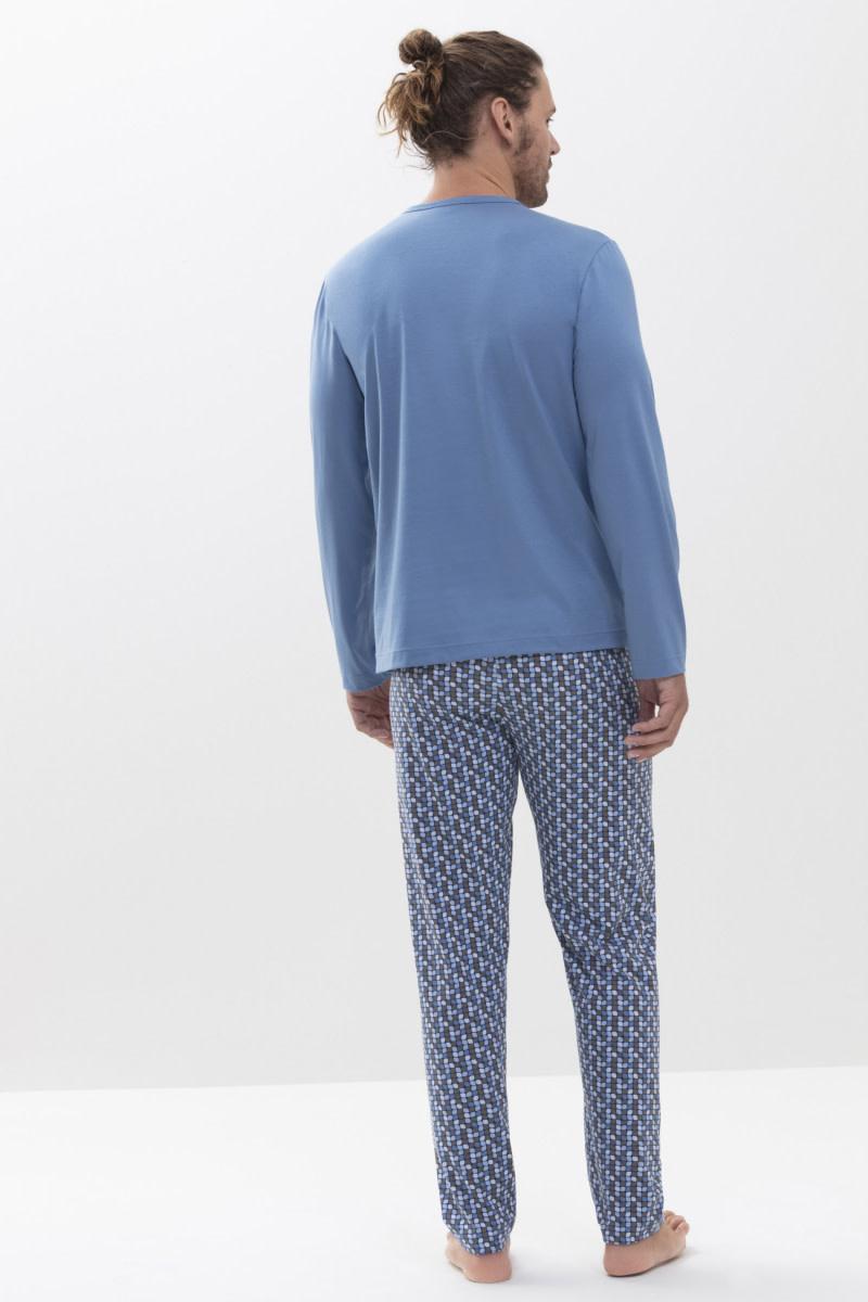 Pyjama lange mouw Perho 34010-2