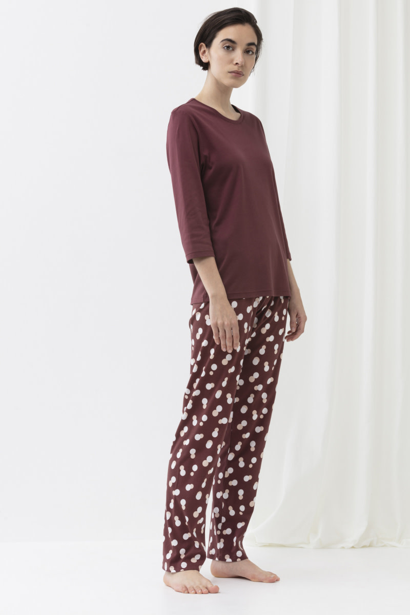 Pyjama 3/4 mouw Madita 14039-3