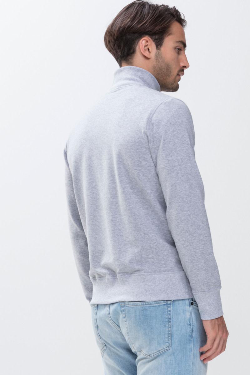 Homewear Enjoy vest 23593 - grijs-2