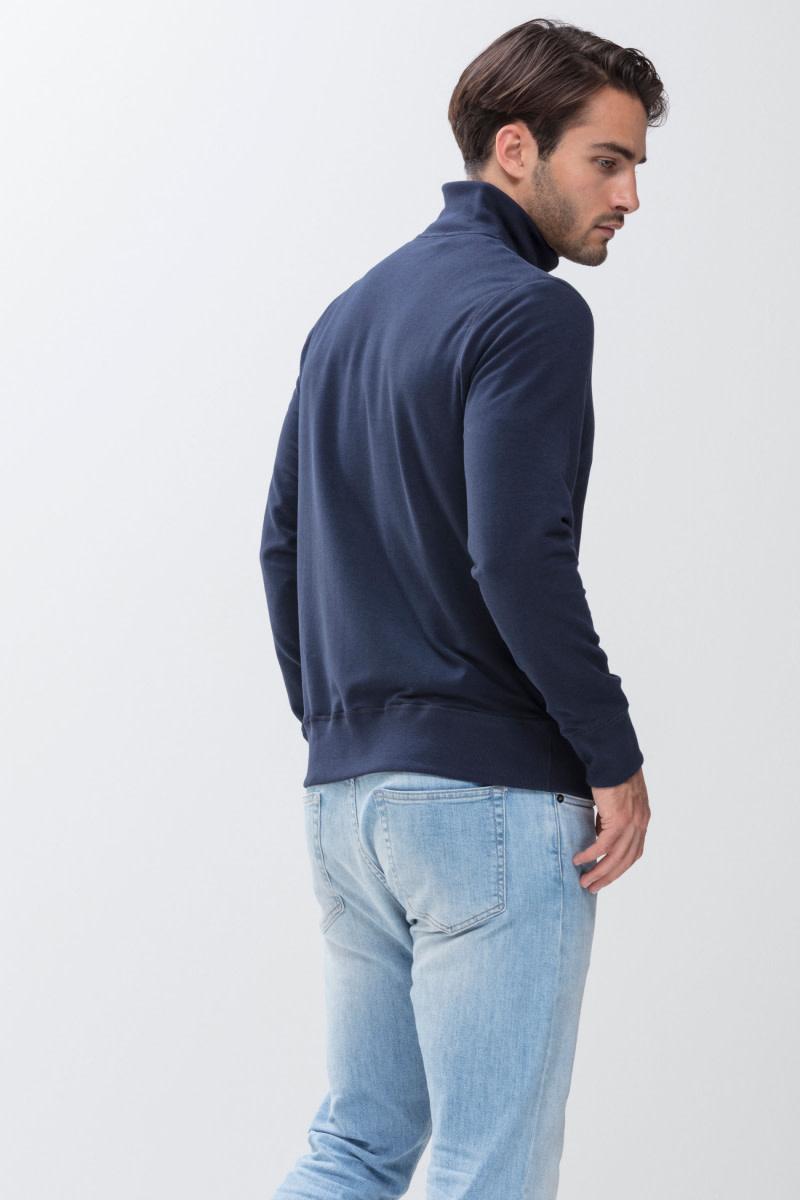 Homewear Enjoy vest 23593 - blauw-2