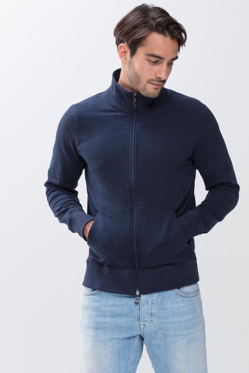 Homewear Enjoy vest 23593 - blauw-3
