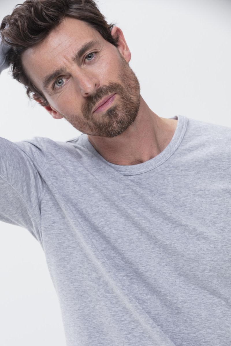 Homewear Enjoy sweater 23540 - grijs-3