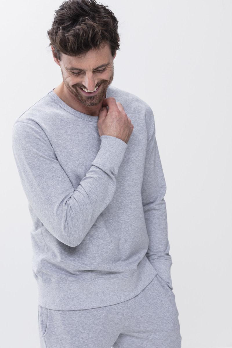 Homewear Enjoy sweater 23540 - grijs-1