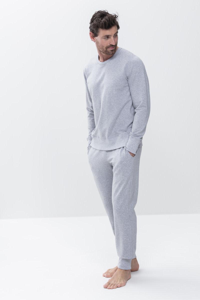Homewear Enjoy broek 23560 - grijs-3