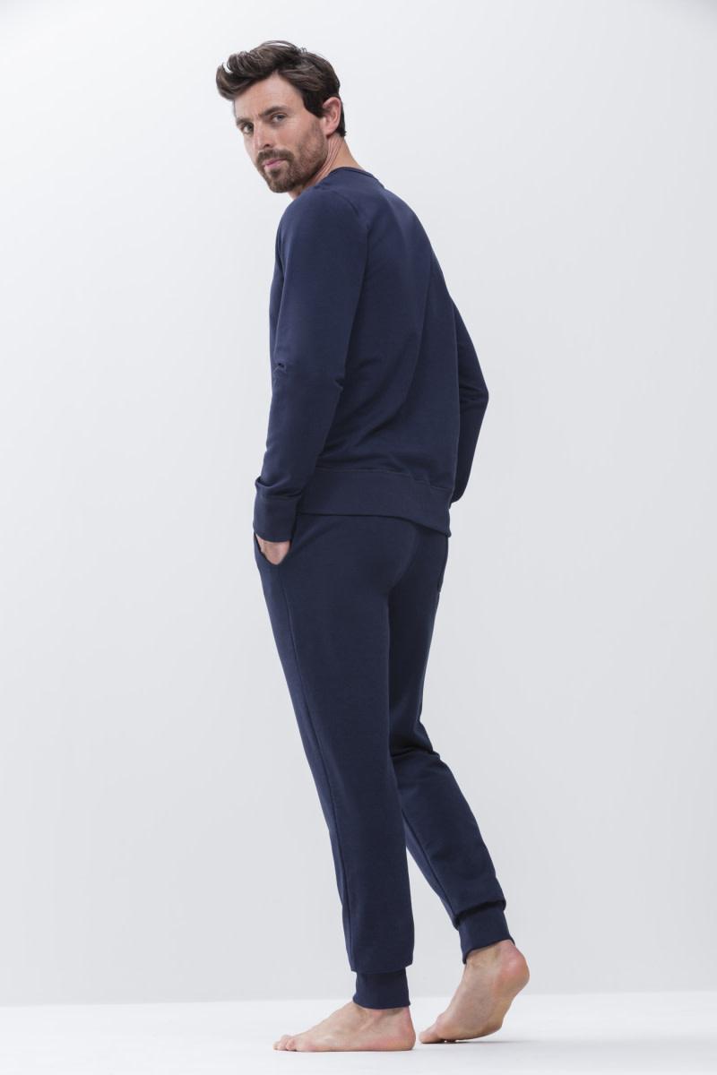 Homewear Enjoy broek 23560 - blauw-3