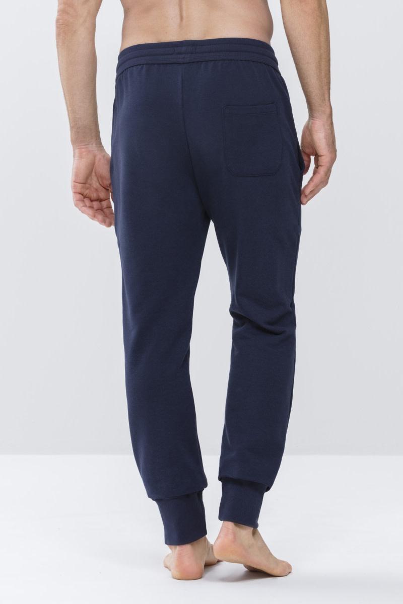 Homewear Enjoy broek 23560 - blauw-2
