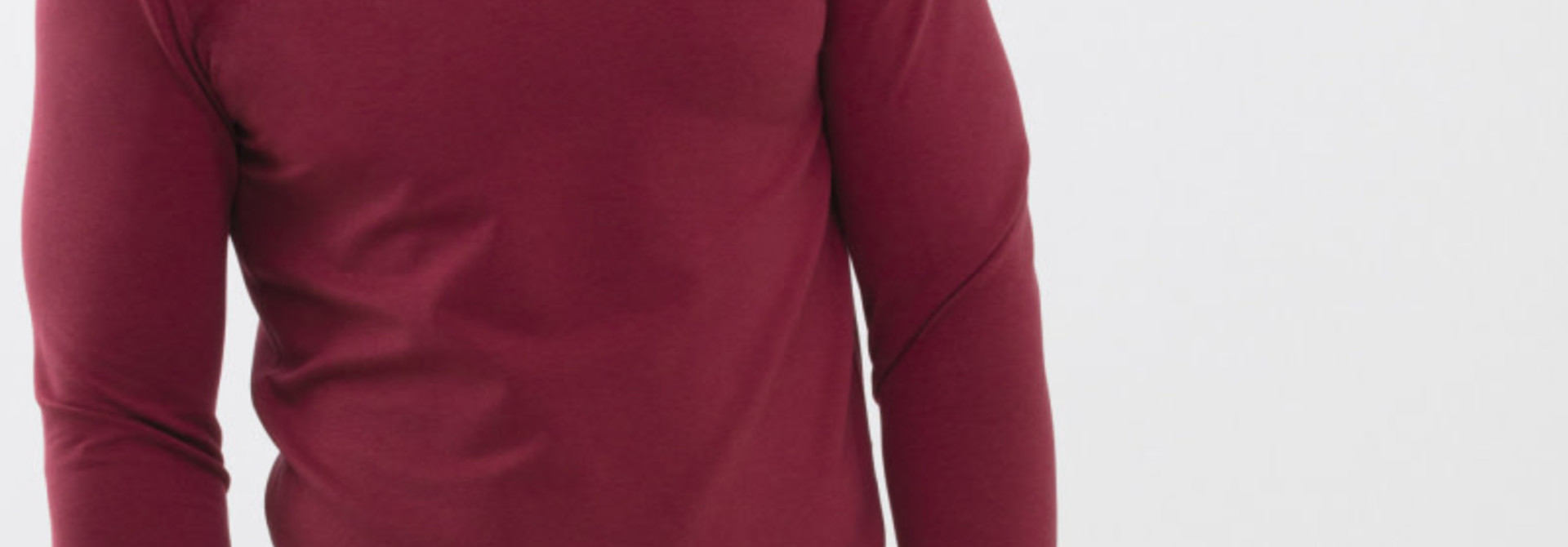 Homewear Enjoy sweater 23540 - winter Cherry