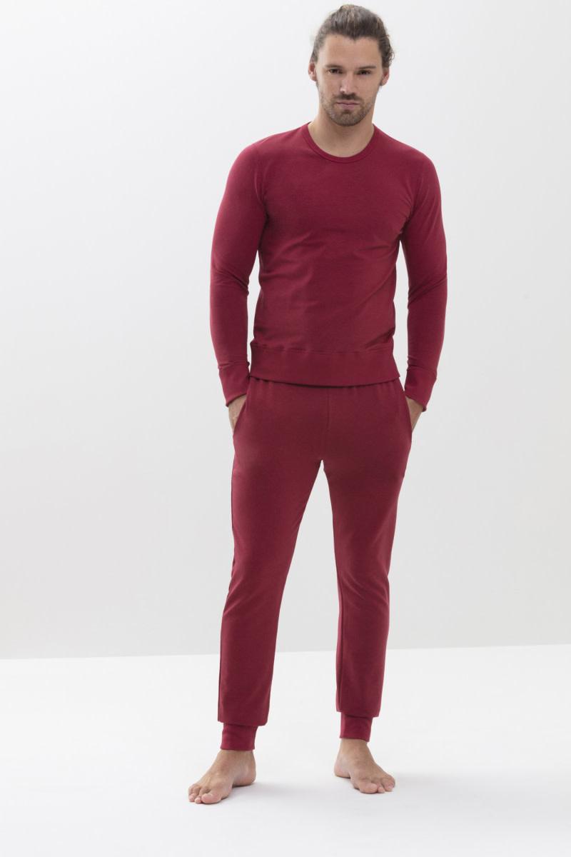 Homewear Enjoy broek 23560 - winter cherry-3
