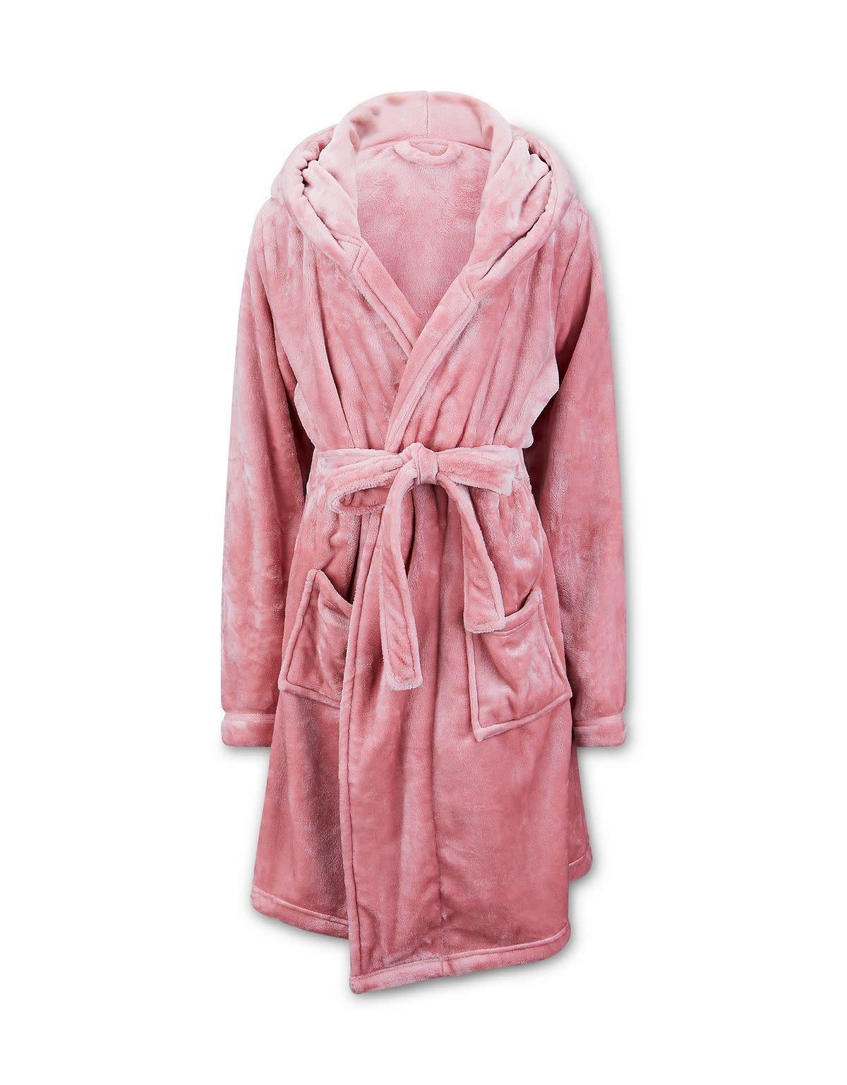 Badjas 41168 - pink-2