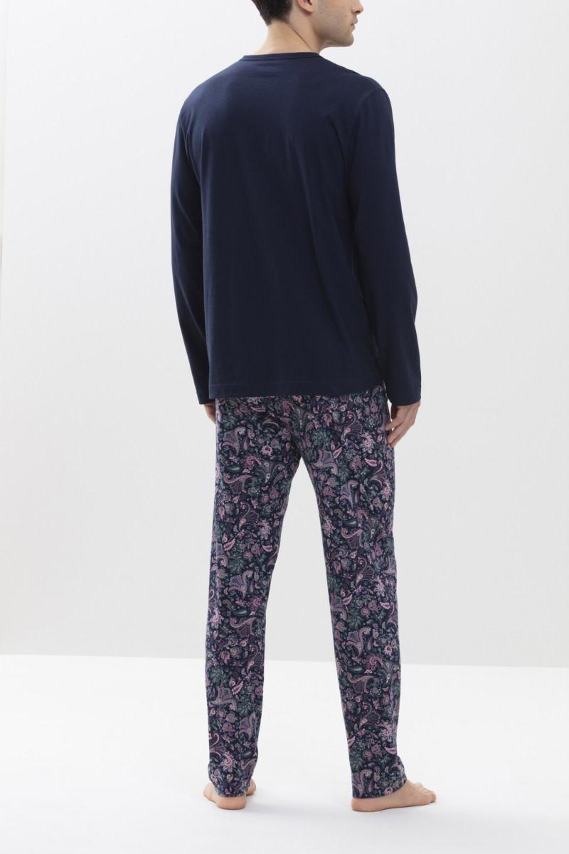Pyjama lange mouw Nurmes 34014-2