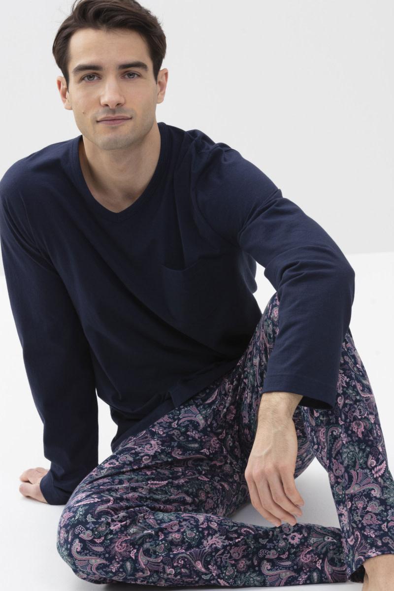Pyjama lange mouw Nurmes 34014-1