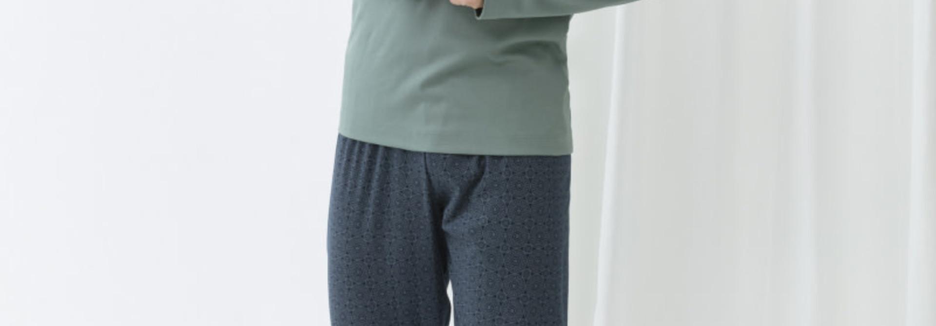 Pyjama lange mouw Neiden 34013