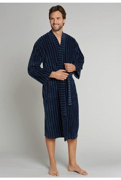 Badjas 142106 - donkerblauw