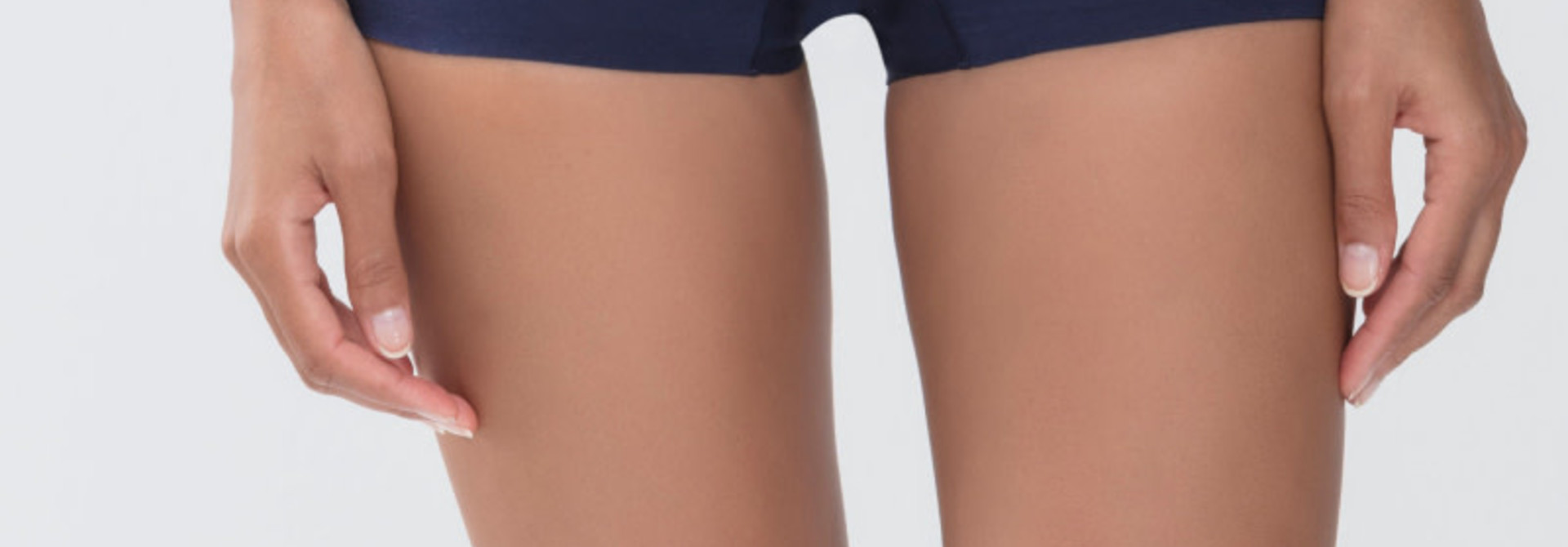Short Second Me 79529 - donkerblauw