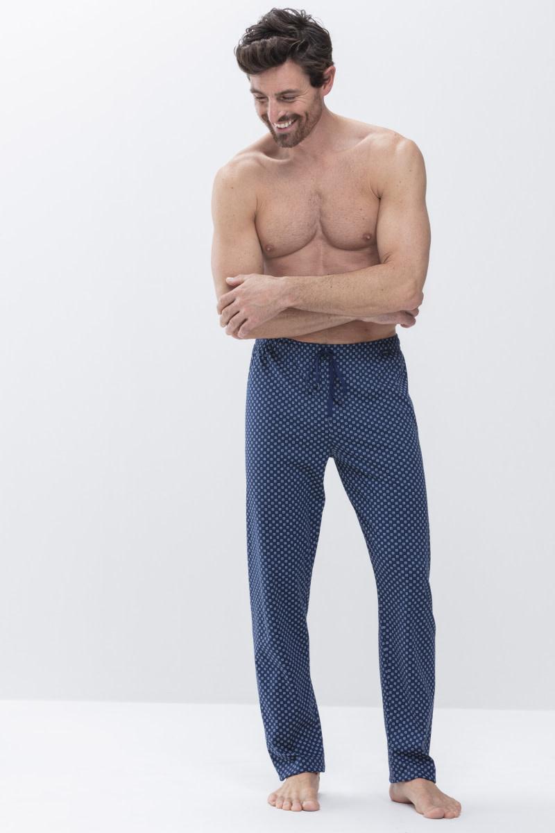 Pyjamabroek Mix & Match Gisborne 21460 - donkerblauw-1