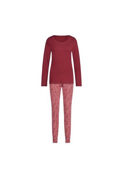 Pyjama lange mouw 32038 - zebra