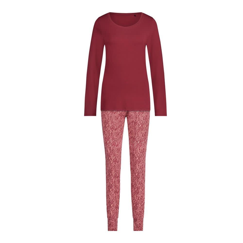 Pyjama lange mouw 32038 - zebra-1
