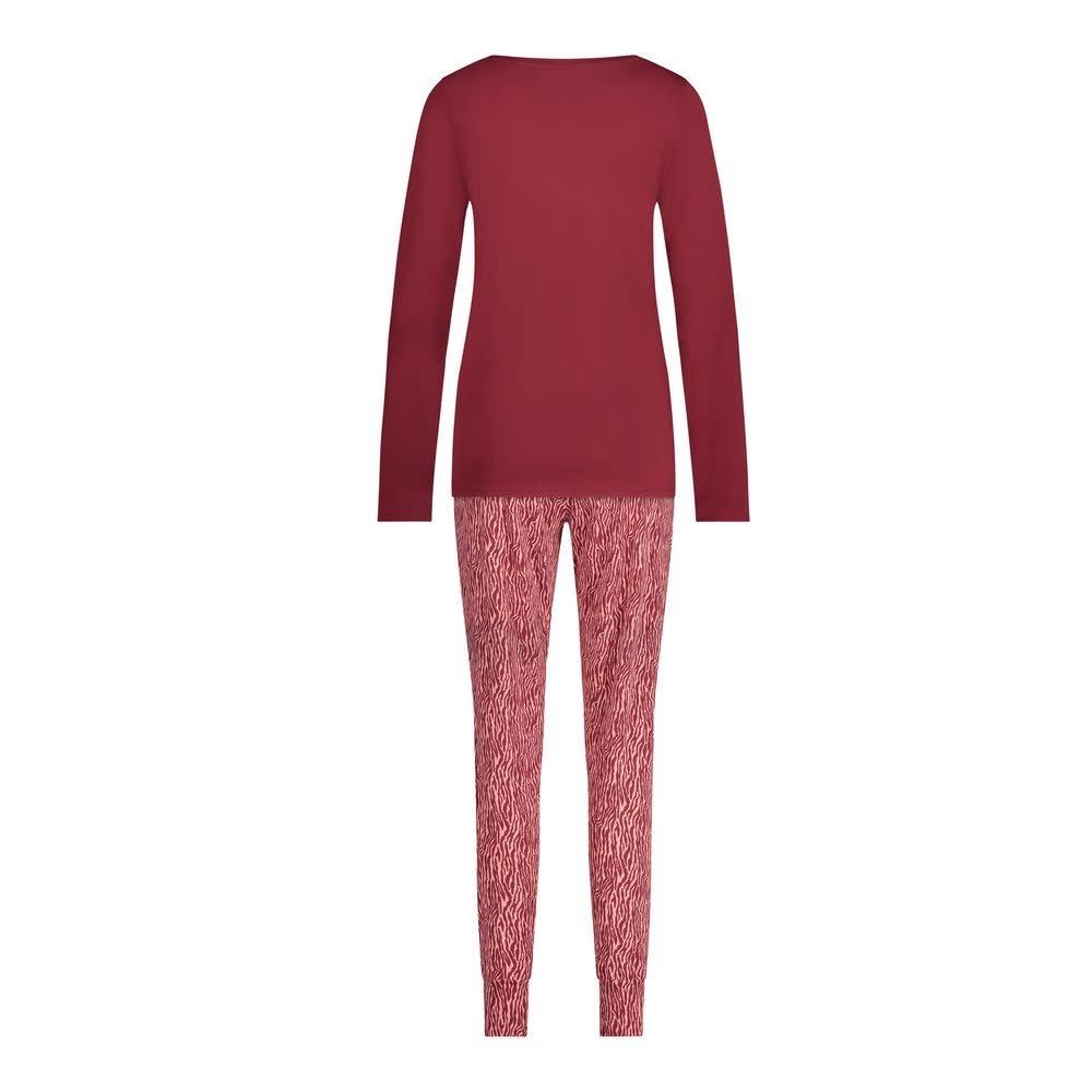 Pyjama lange mouw 32038 - zebra-2