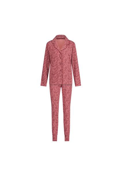 Pyjama lange mouw 32036 - zebra