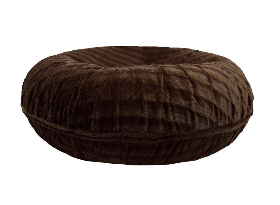 Bagel bed Brown/Godiva XS