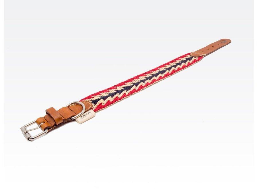 Peruvian Arrow red  collar