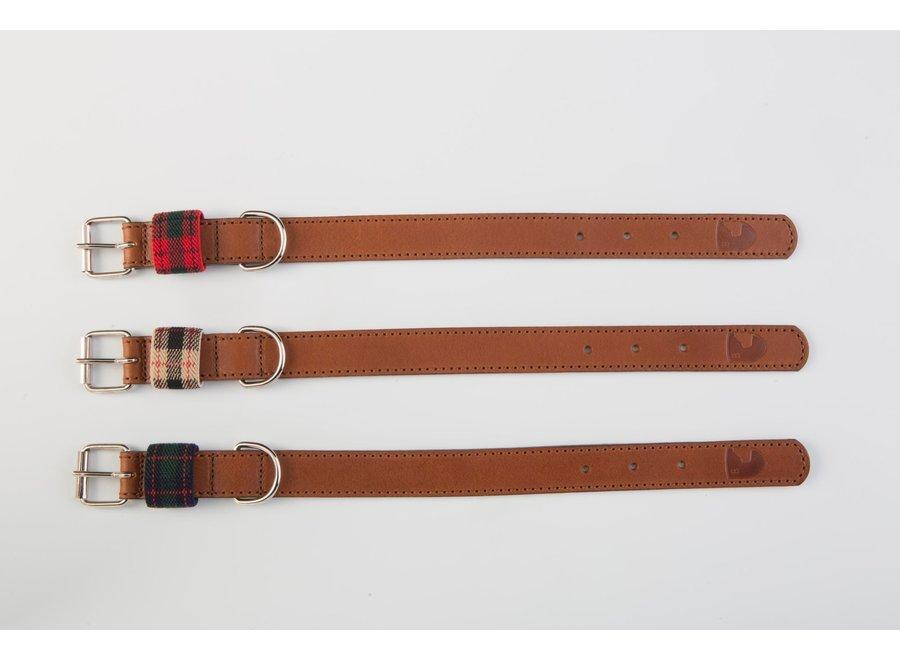 Edimburgh Beige halsband