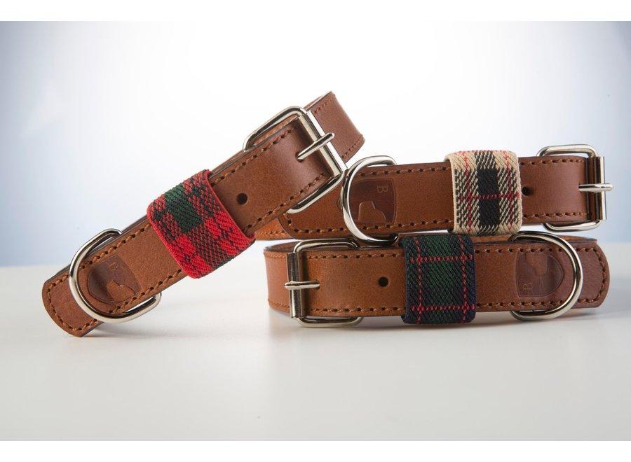 Edimburgh Red halsband