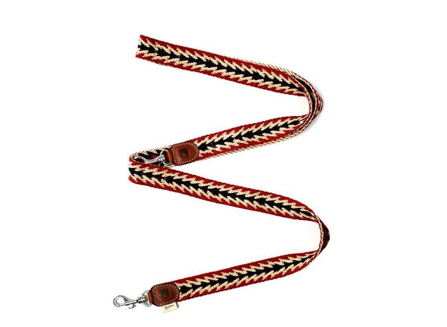 Peruvian Arrow Red lange leiband