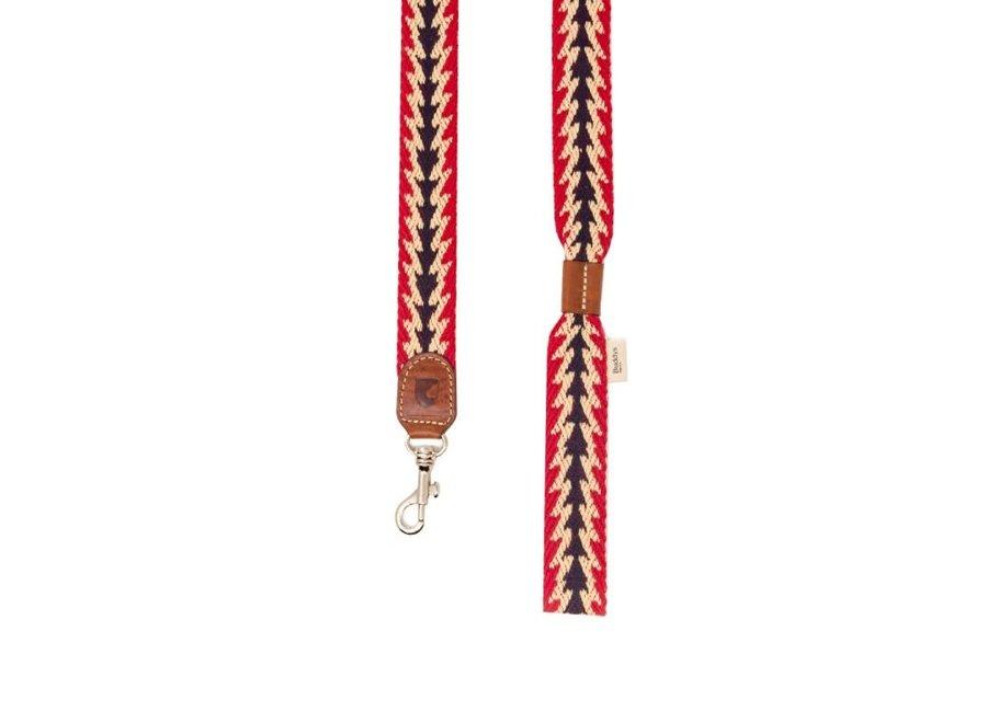 Peruvian Arrow red leiband