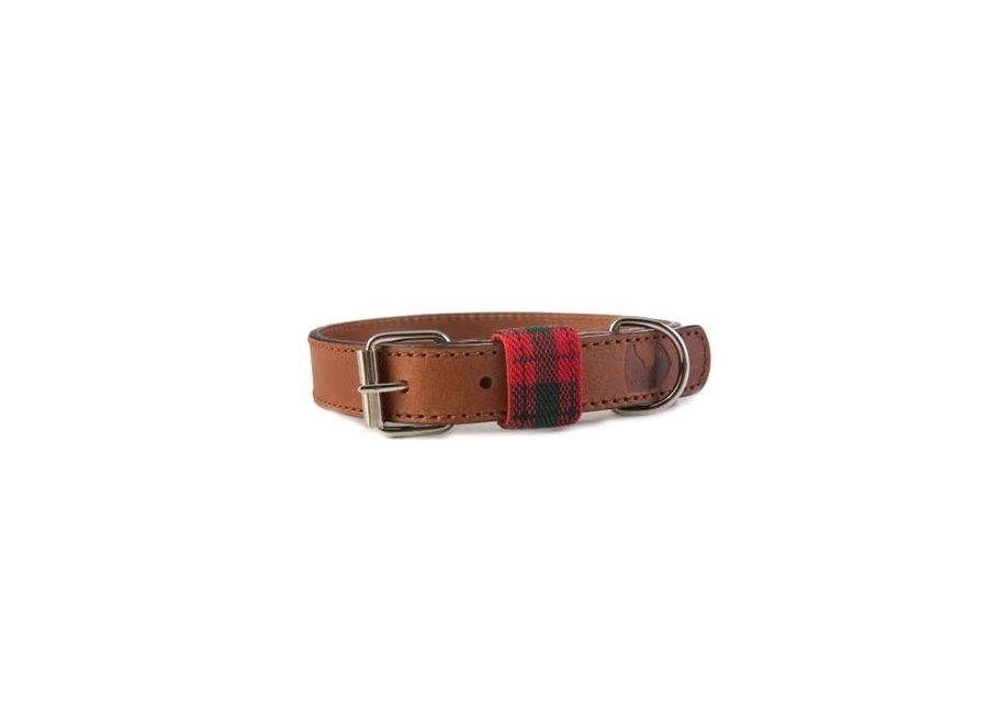 Halsband Edimburgh Red