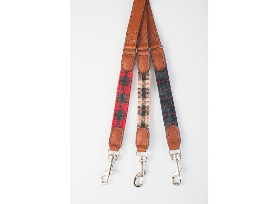 Edimburgh red dog lead
