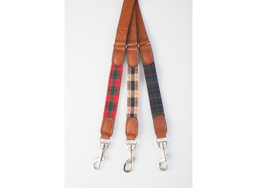 Leiband Edimburgh red