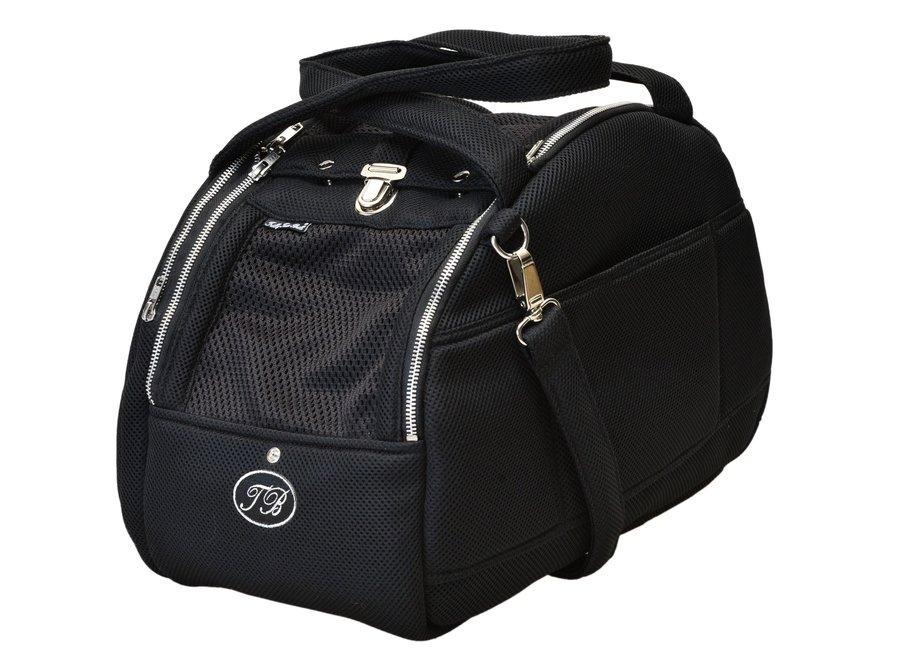 Dog carrier bag Toichi Black