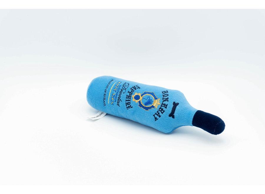 Bonebay Sapphire Gin plush dog toy