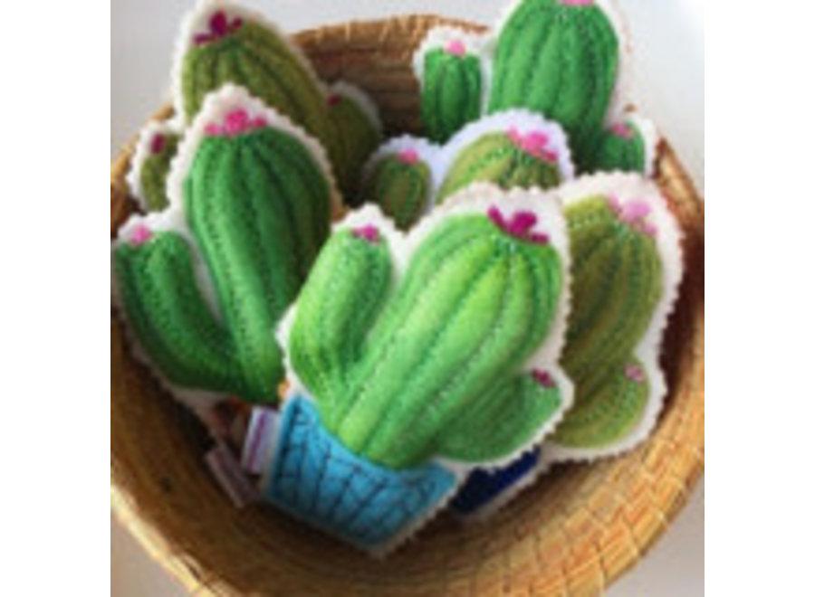 Organic Catnip Toy Cactus