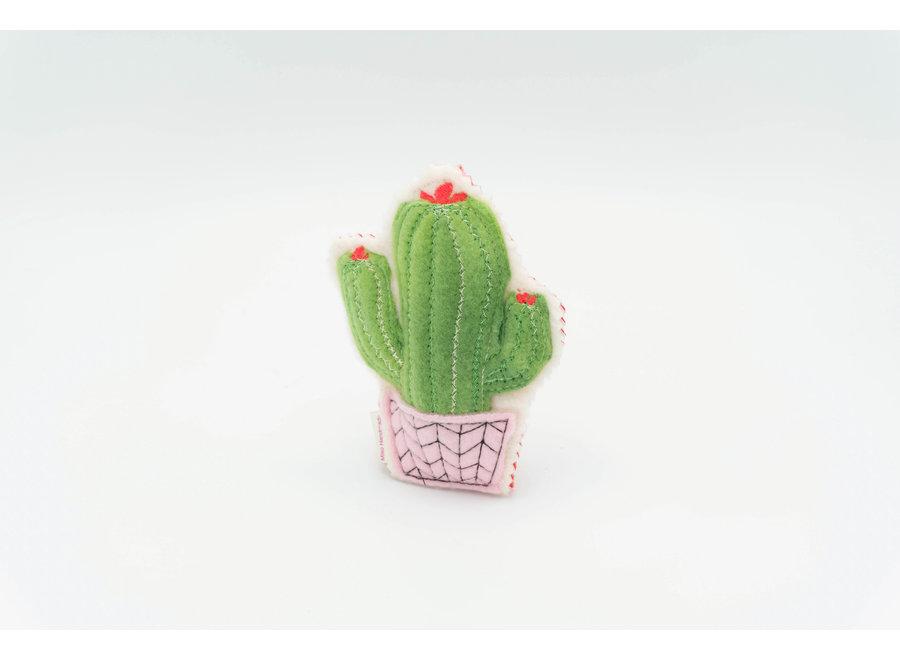 Catnip Toy Cactus